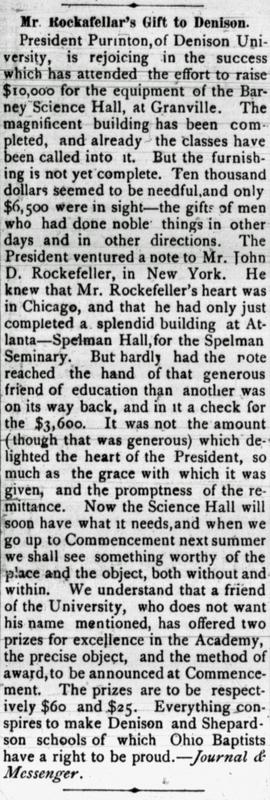 (1894-01-18) Granville Times - Rockefeller Gift.jpg