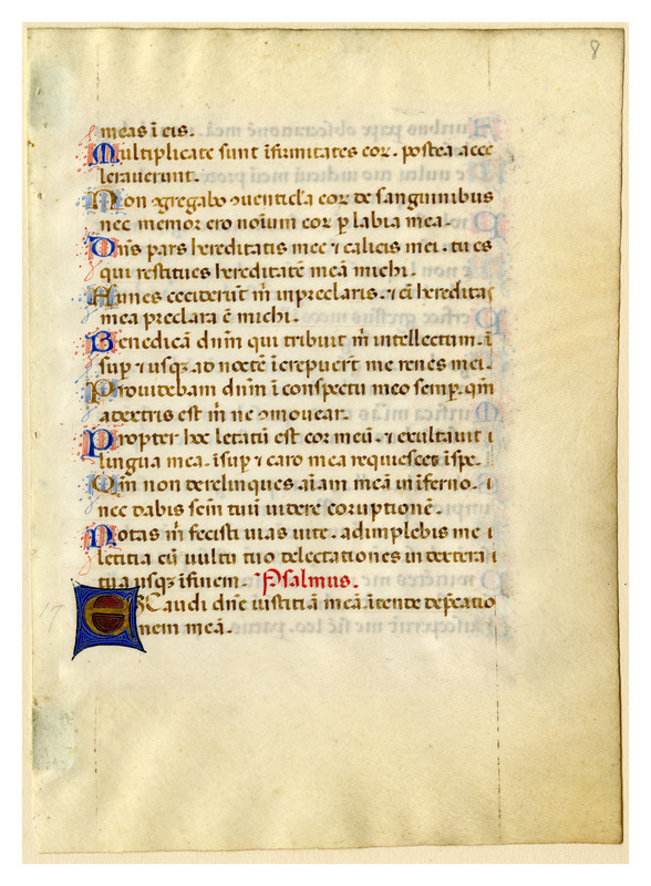 ACC leaf from an Italian Psalter c1485 recto.jpg