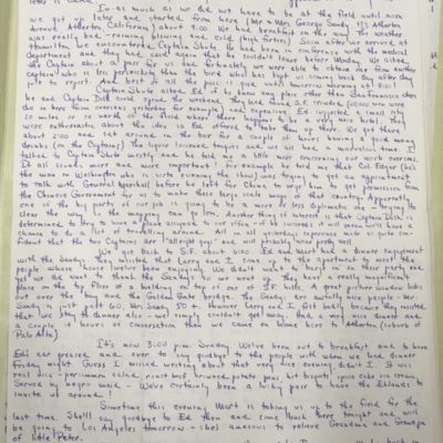 Airfield Letter 7