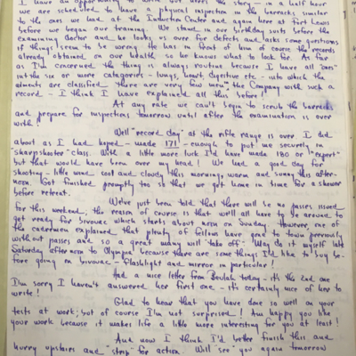 Lewis Letter 4