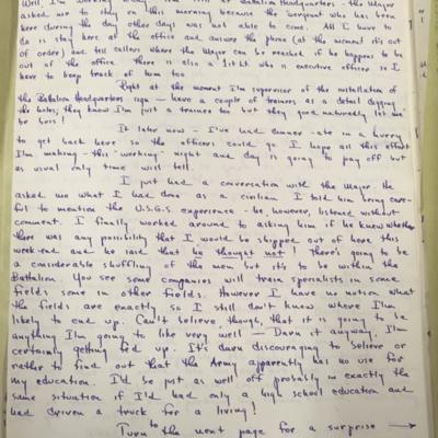Lewis Letter 10