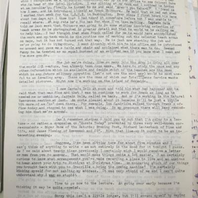 Sights Letter 3