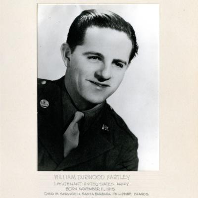 Hartley, William Durwood, LT
