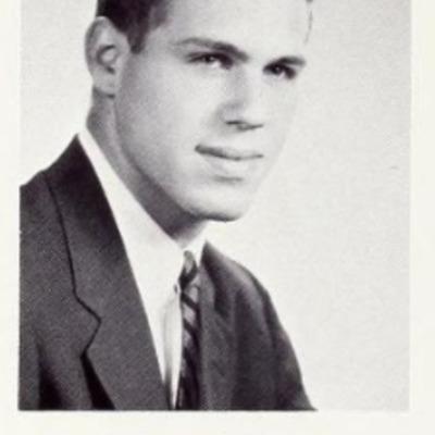 Michael Eisner - Senior Portrait