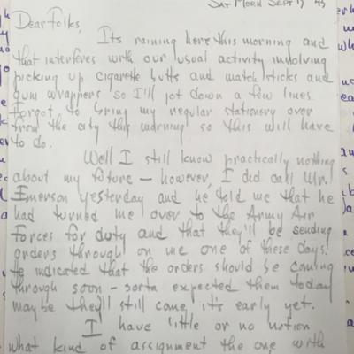 Myer Letter 2