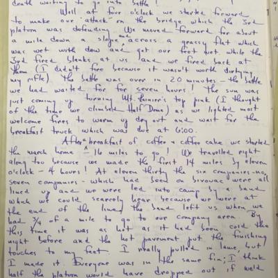 Lewis Letter 9