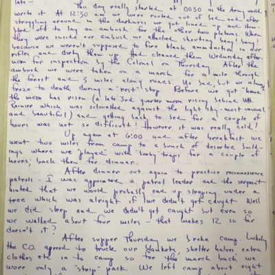 Lewis Letter 8