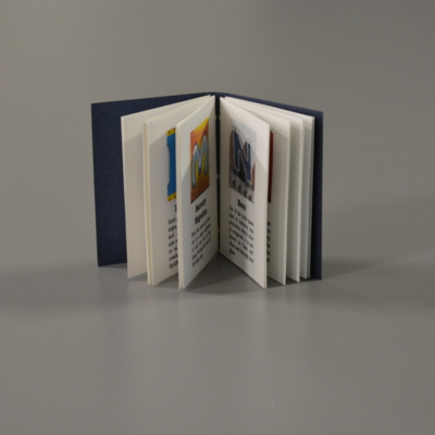Neon A-Z: A Limited-Edition Artist Book