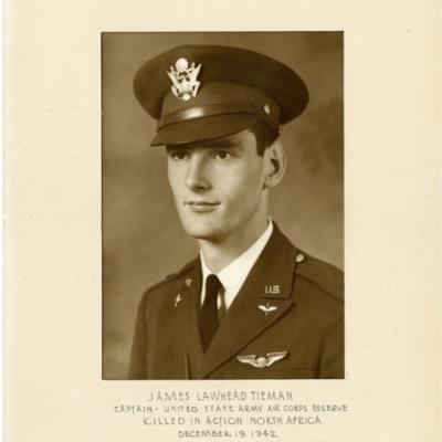 Tieman, James Lawhead, CAPT