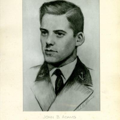 Adams, John B., ENS