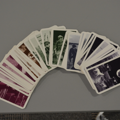 Mountain Dream Tarot: A Deck of 78 Photographic Cards