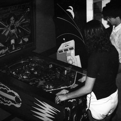 Slayter Arcade
