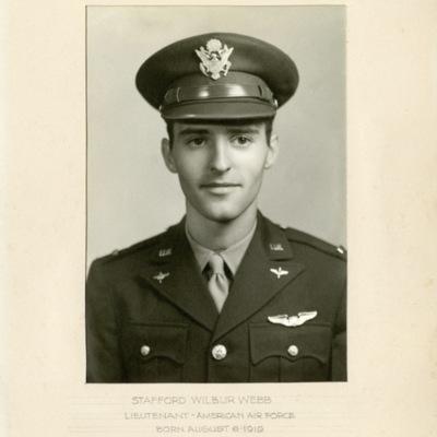 Webb, Stafford Wilbur, LT