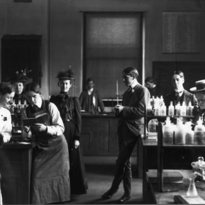 Barney Chem Lab