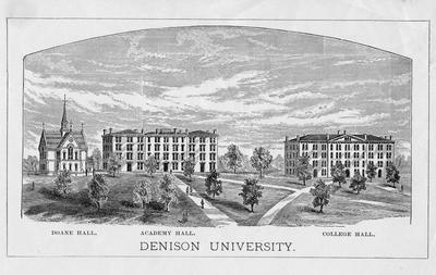 Earliest Academic Quad View
