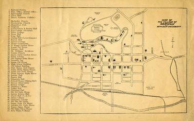~1925 Map