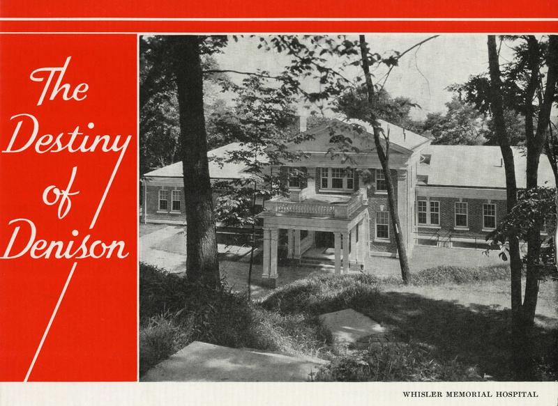 Whisler Hospital - Destiny of Denison picture