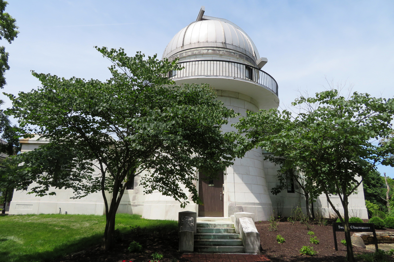 Swasey Observatory Photo