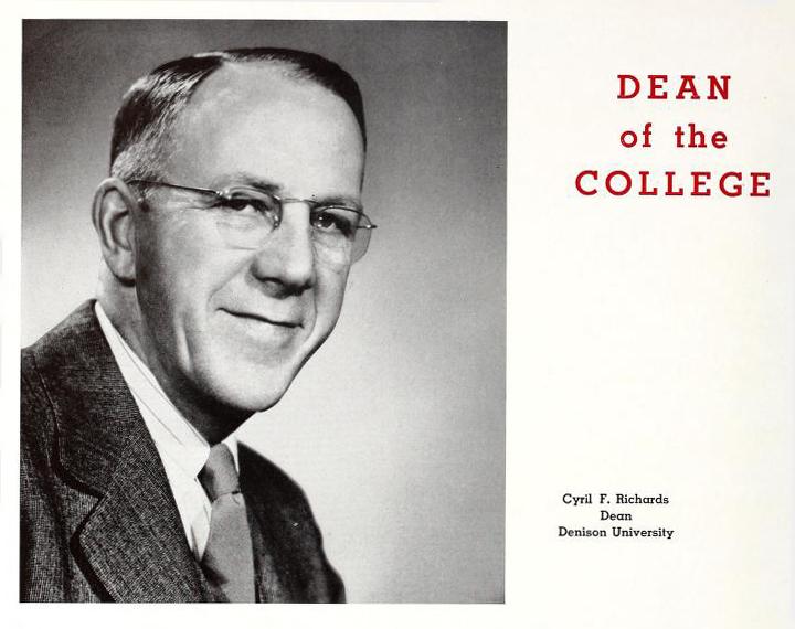 Dean Richards 1946