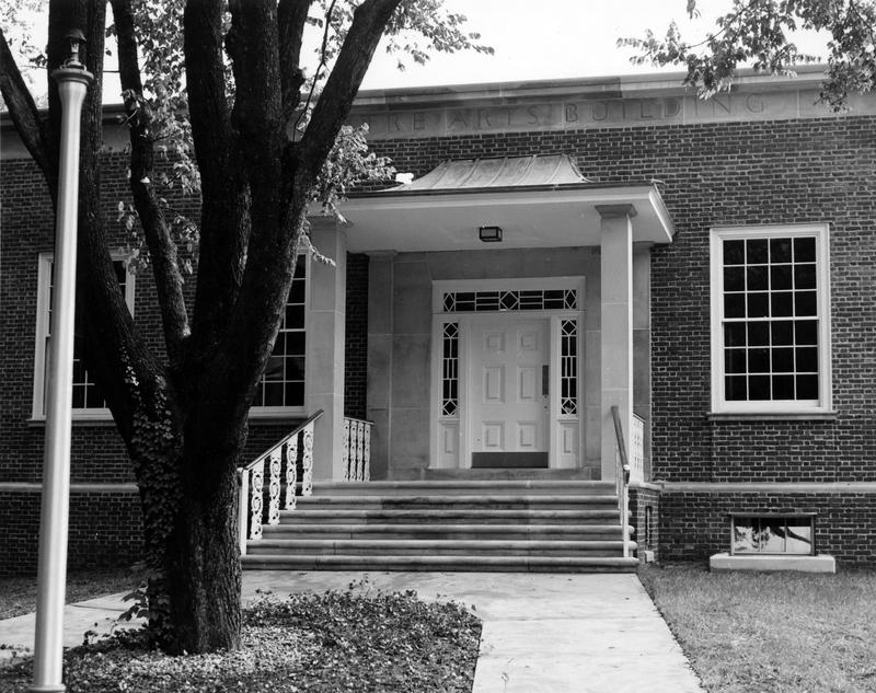 Theatre Arts Building front