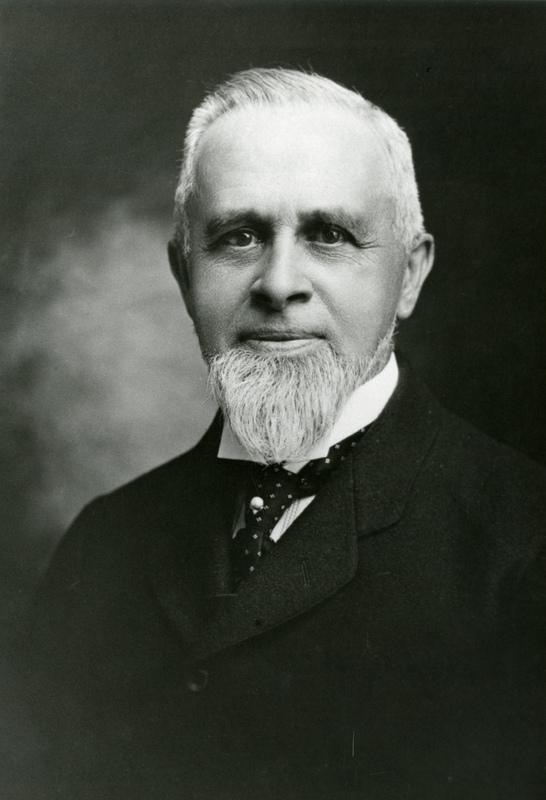 W.H. Doane Portrait