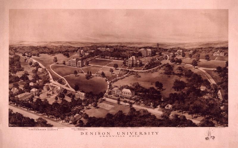 Campus View circa 1910