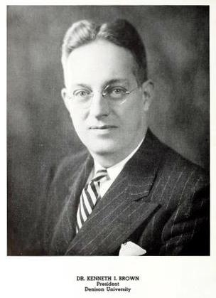 President Brown 1946