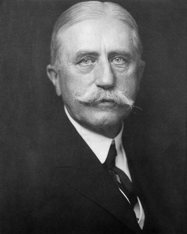 Eugene J. Barney Portrait