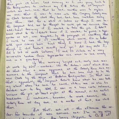 Lewis Letter 11