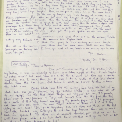 Airfield Letter 8