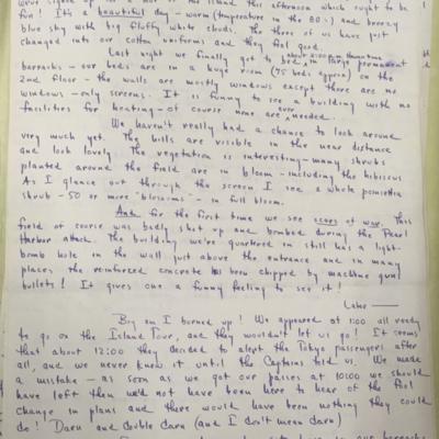 Island Hopping Letter 3