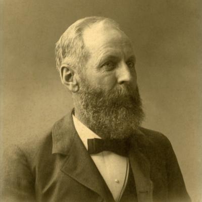 Grove Karl Gilbert Portrait