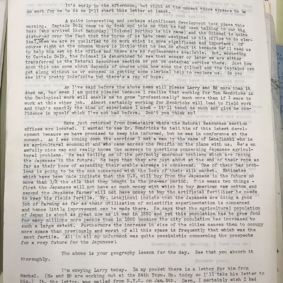Sights Letter 2