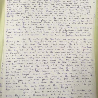 Island Hopping Letter 5