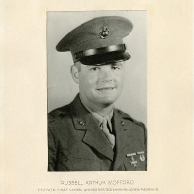 Mofford, Russell Arthur, PVT 1 CL
