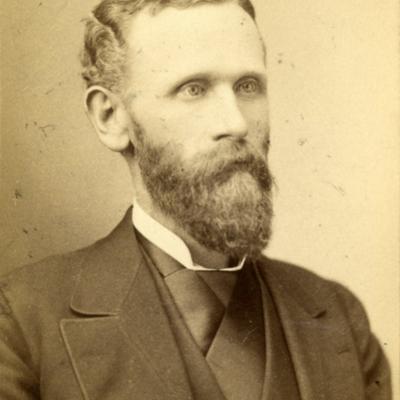 Lewis Ezra Hicks Portrait