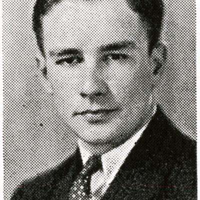 Stridsberg, C. Geoffrey, CADET