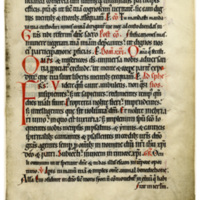 E0002 Leaf from a Missal (Missale Plenarium)