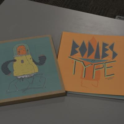 Bodies 'n' type