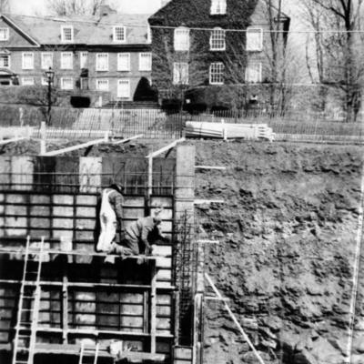 Herrick Hall / Ebaugh Laboratories Construction