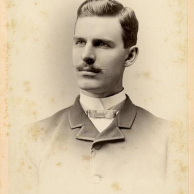 William George Tight Senior Portrait