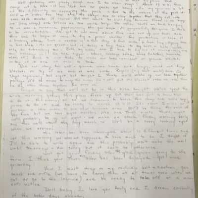 Lewis Letter 5