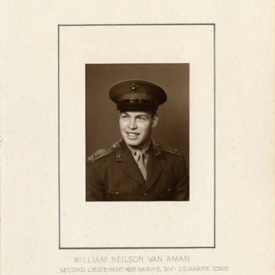 Van Aman, William Neilson, 2D LT