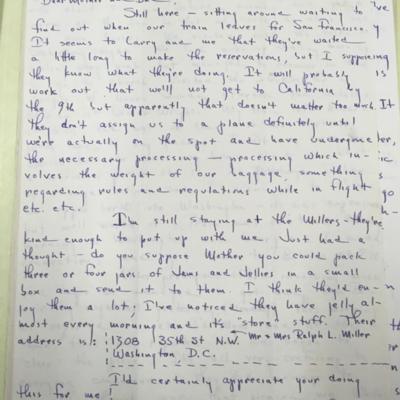 Myer Letter 6