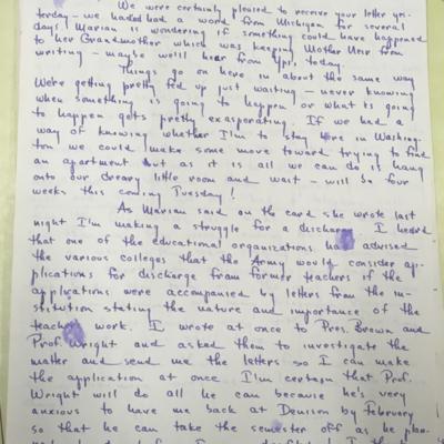 Myer Letter 3
