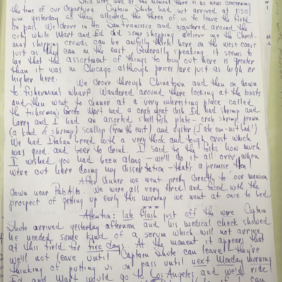 Airfield Letter 5