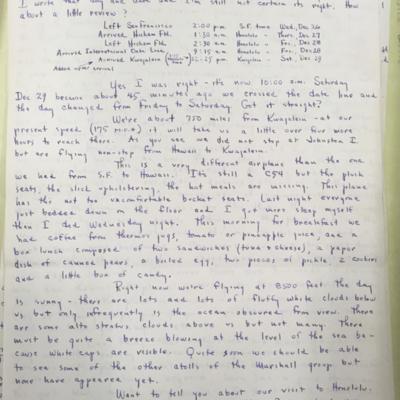 Island Hopping Letter 4