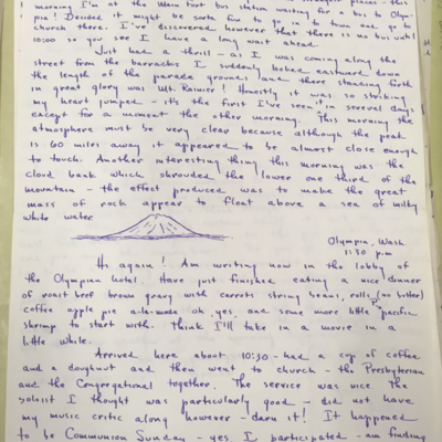 Lewis Letter 3