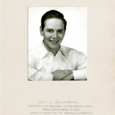 Gallagher, Kay L., SA