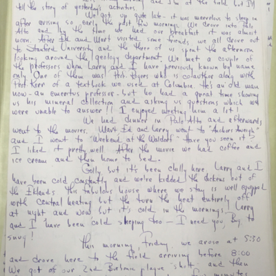 Airfield Letter 6